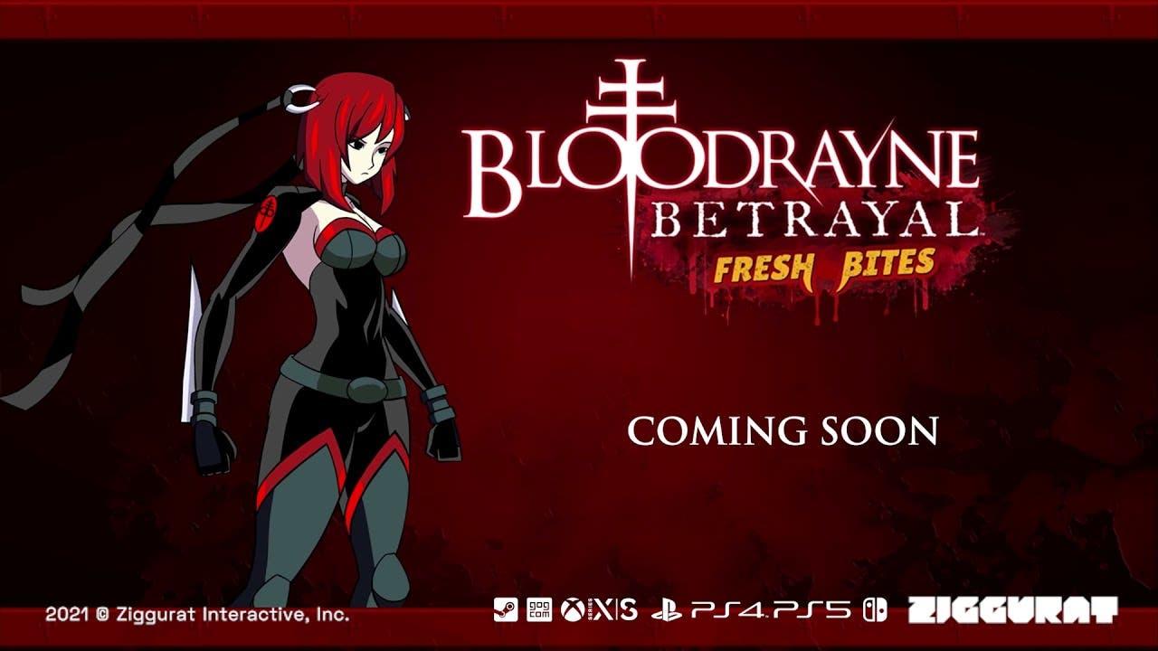 wayforward is remastering bloodr