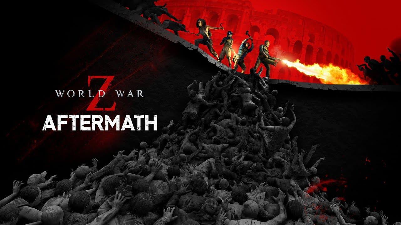 world war z aftermath announced
