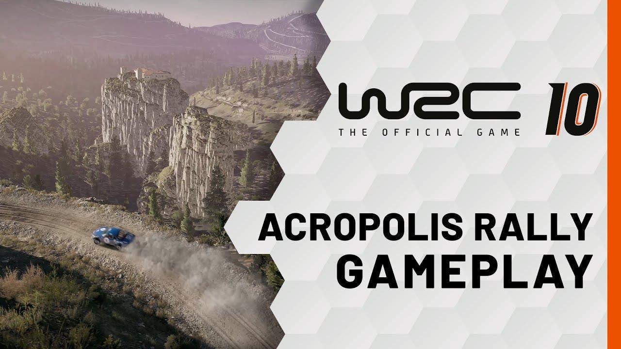 wrc 10 gets a steam demo new gam