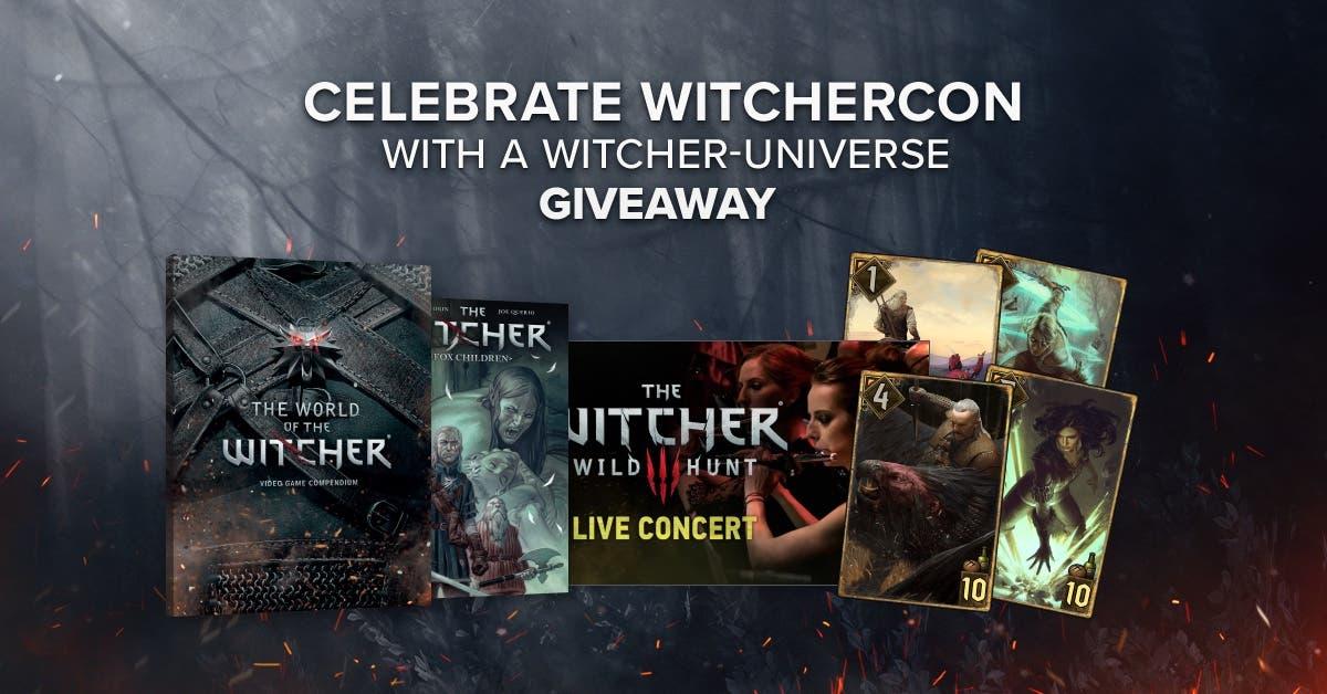 GOG Witchercon giveaway