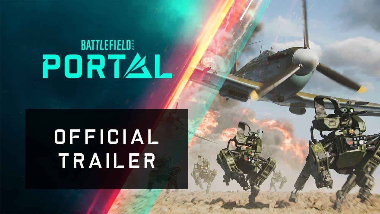 battlefield portal revealed as t