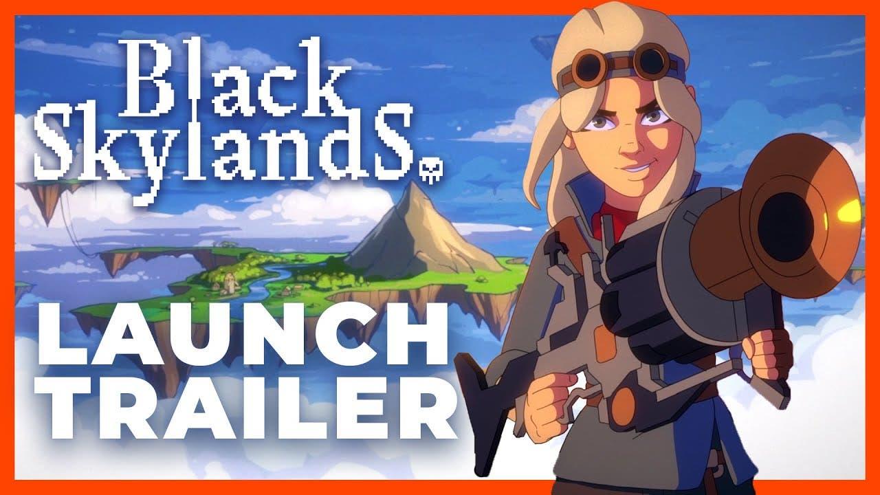 black skylands the skypunk sandb