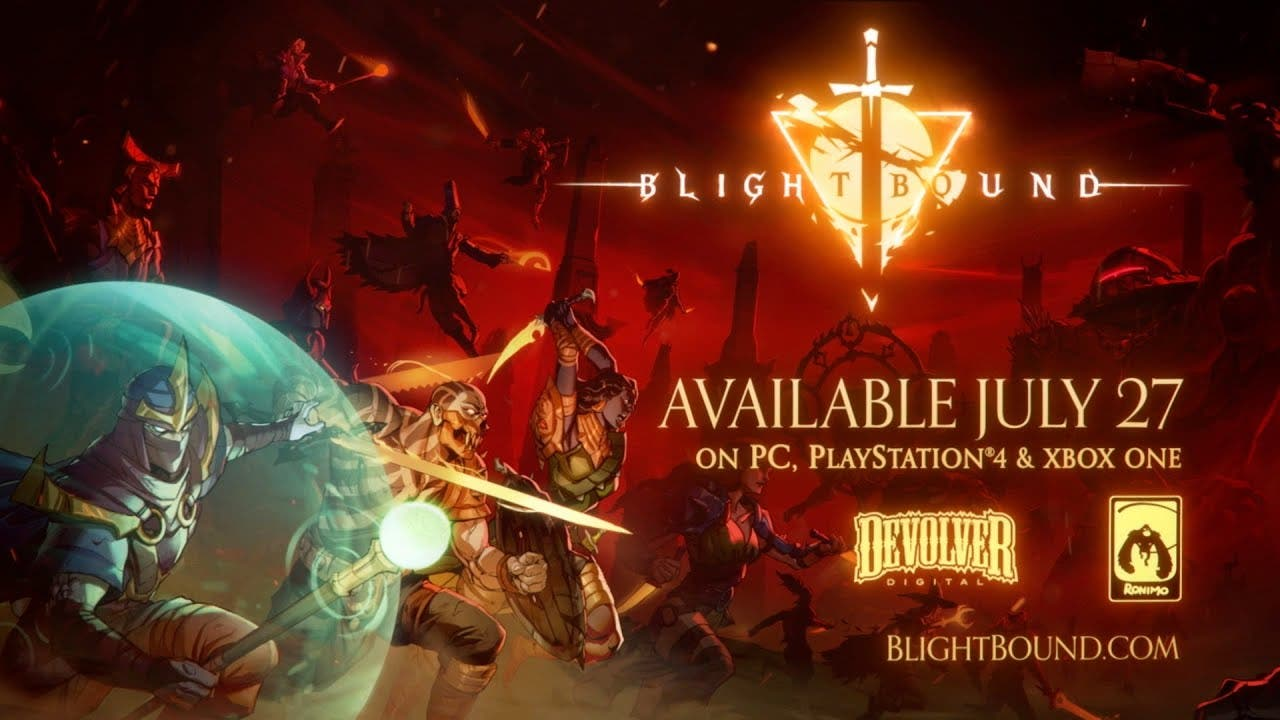 blightbound exits early access f