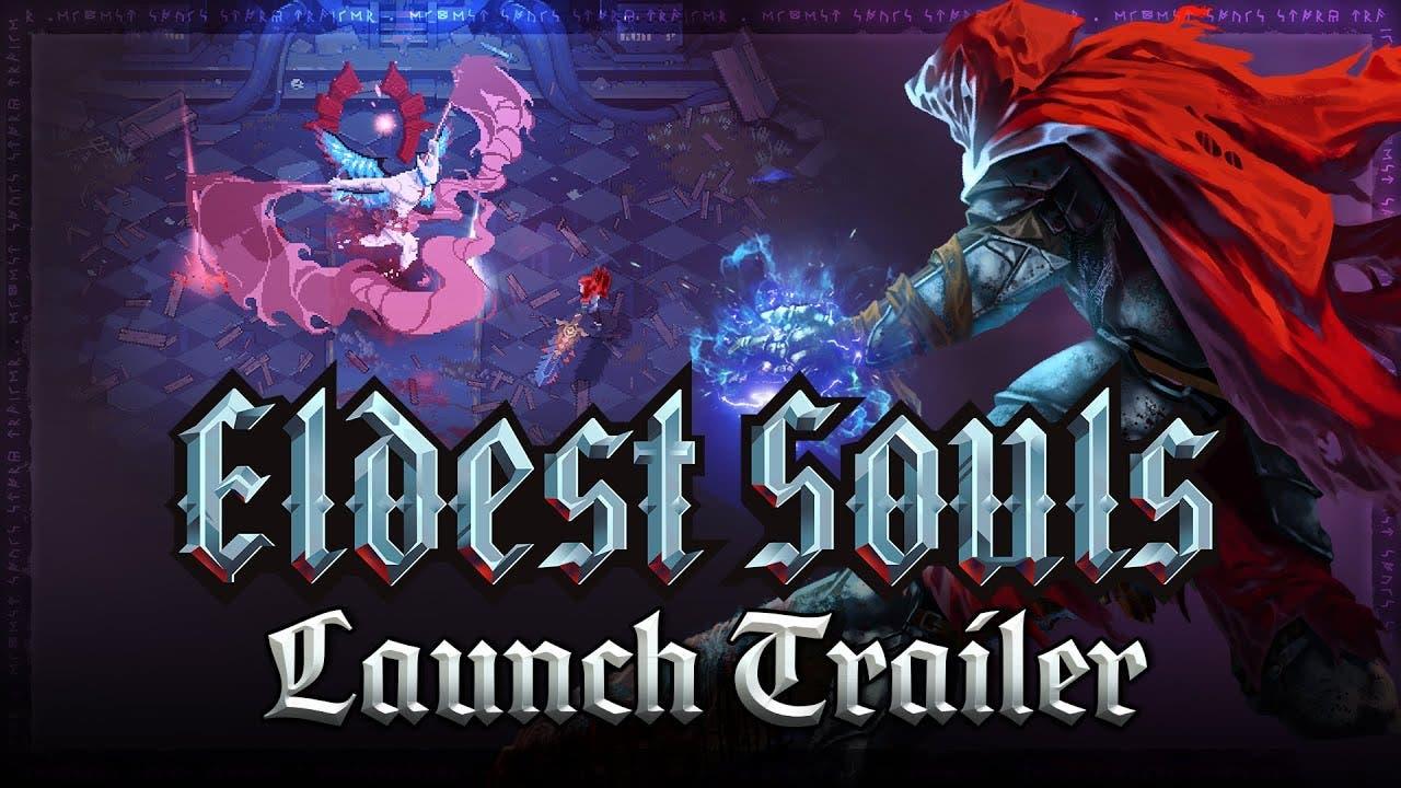 eldest souls the boss rush souls
