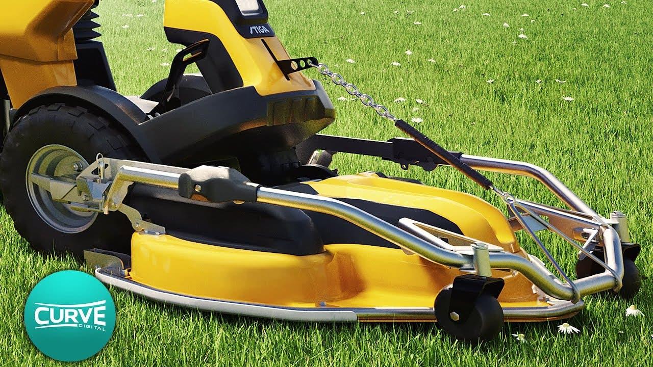 lawn mowing simulator arrives au