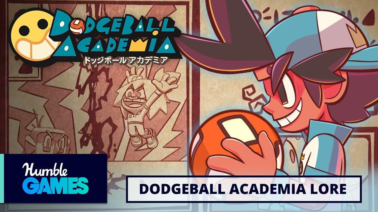 lore dump for dodgeball academia
