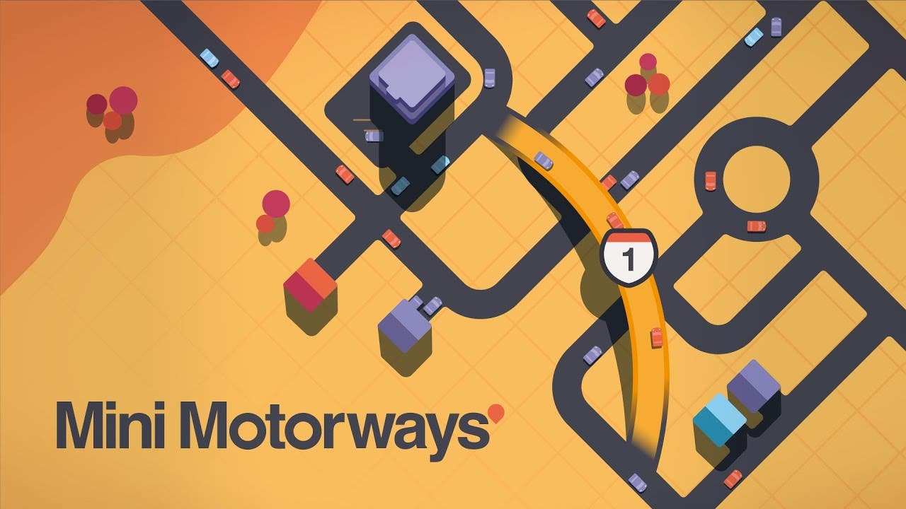 mini motorways has made its way