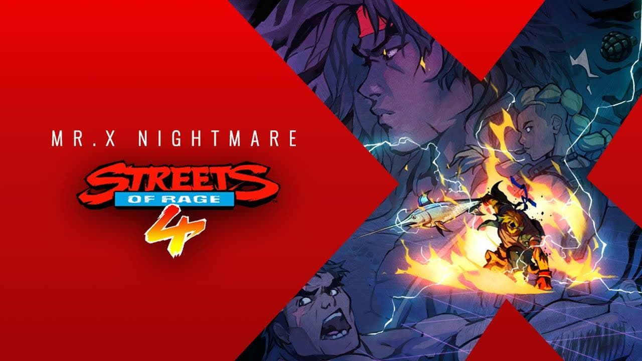 mr x nightmare dlc for streets o