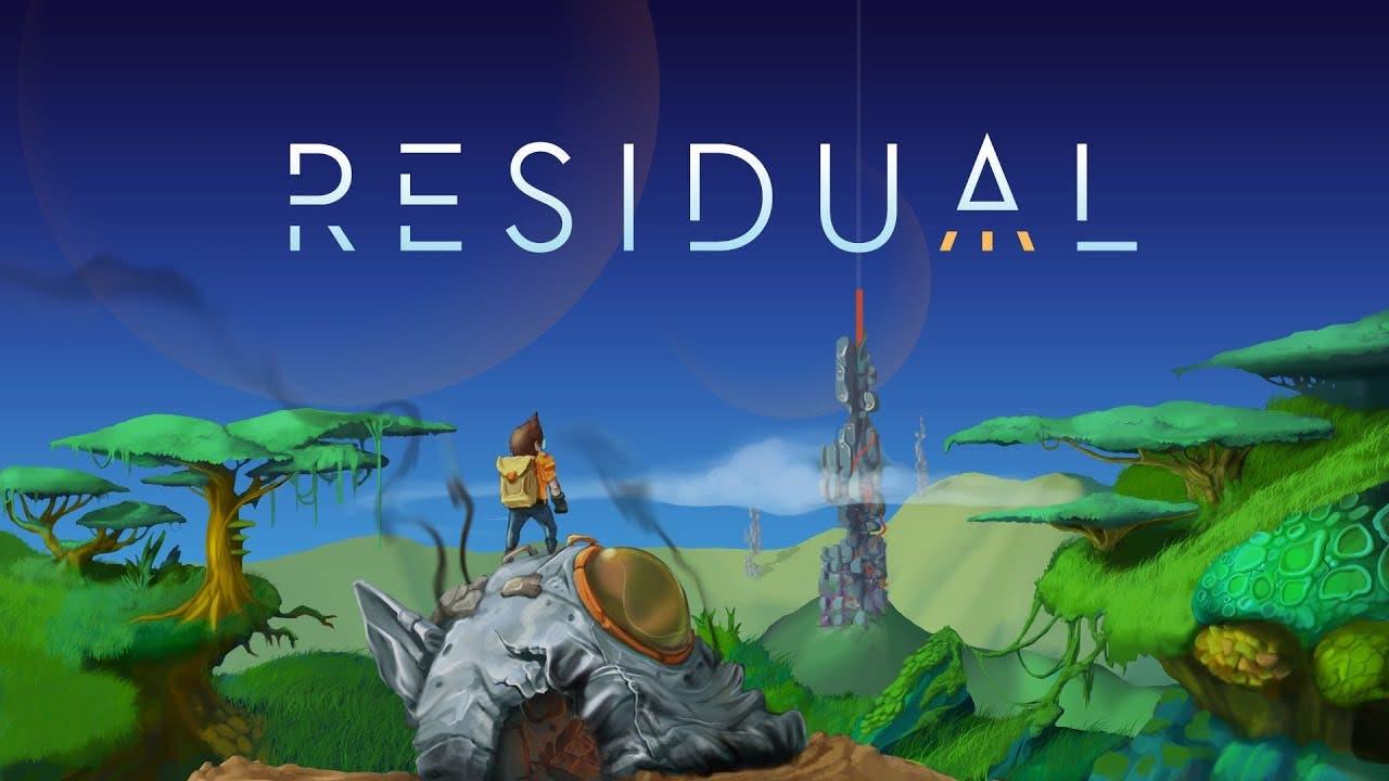 residual the survival platformer