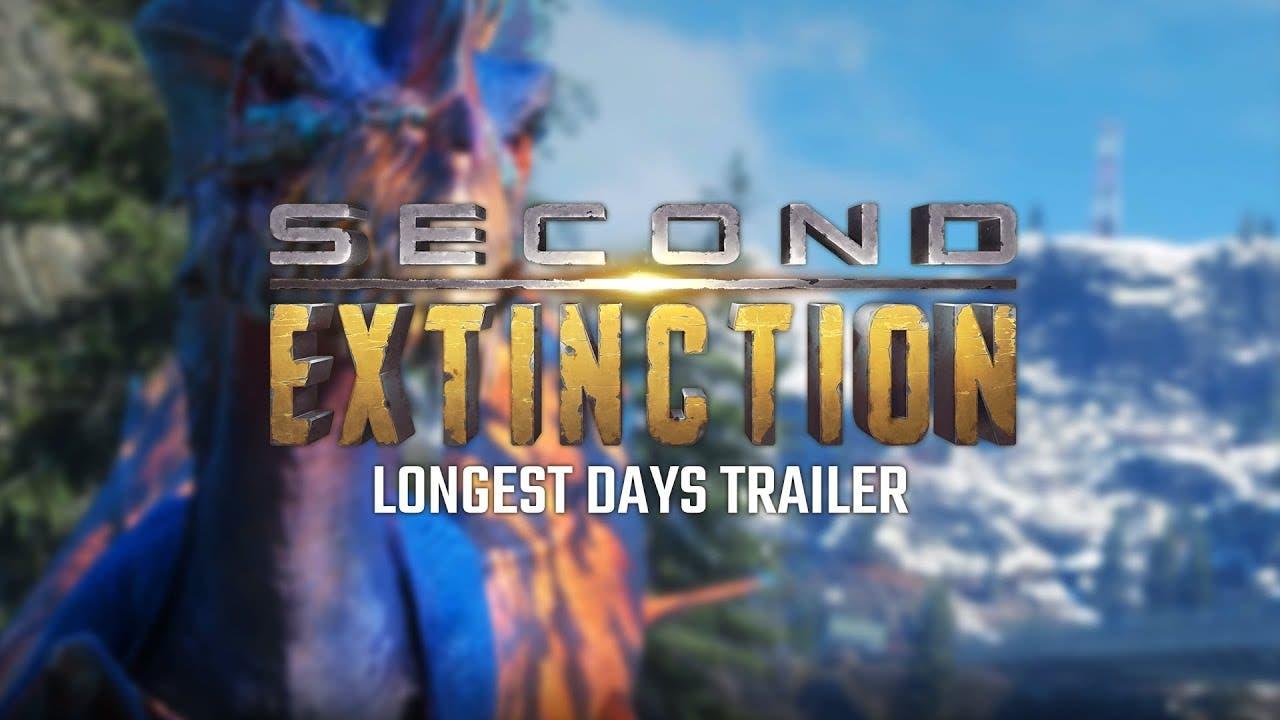 second extinction begins its lon