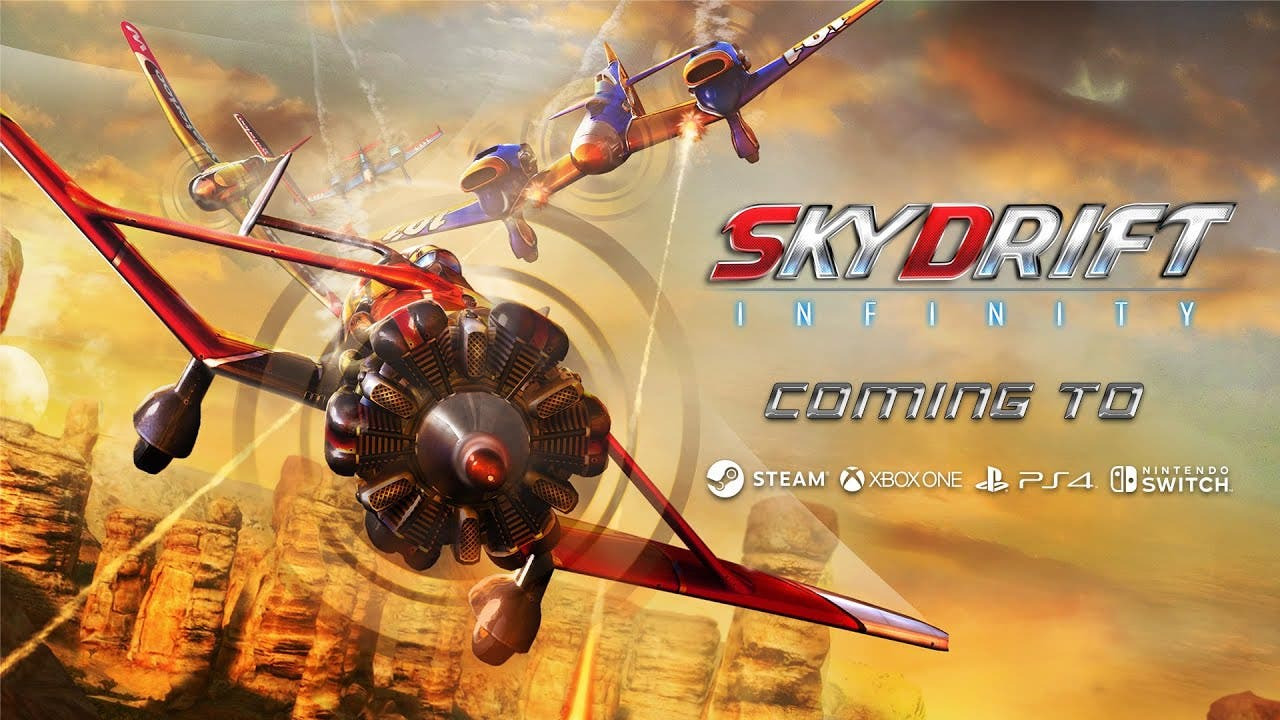skydrift infinity sees the fast