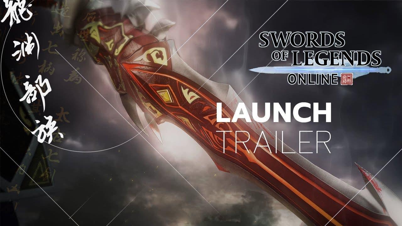 swords of legends online is now