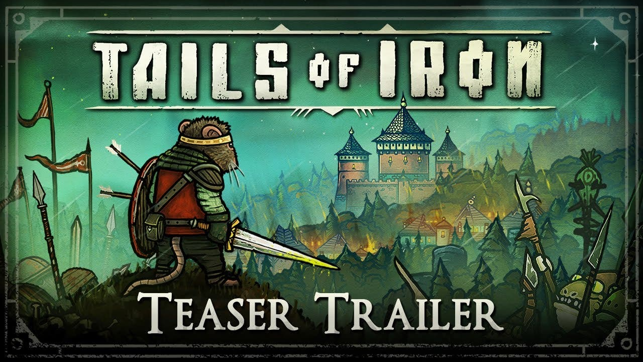 tails of iron welcomes you to th