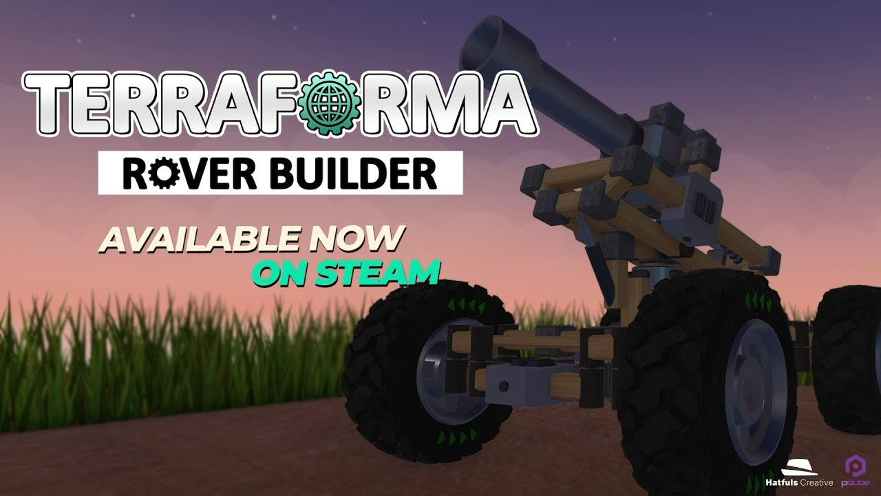 terraforma update for rover buil