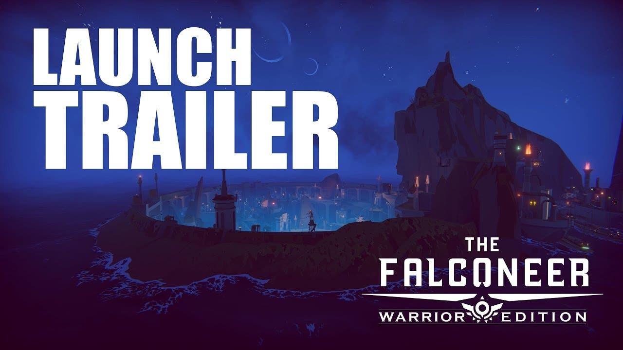 the falconeer warrior edition fl