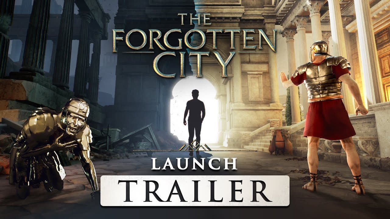 the forgotten city time travelin