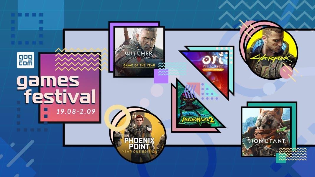 GOG Games Festival