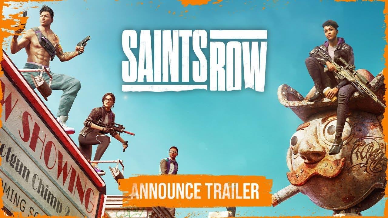 a full on reboot of saints row i