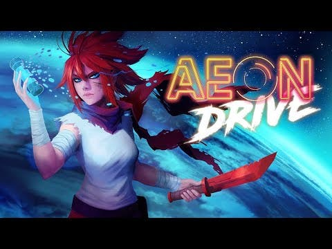 aeon drive is an action platform