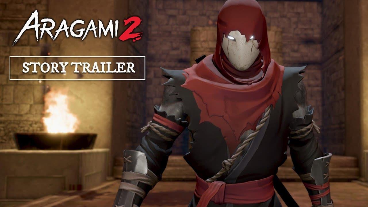 aragami 2 story trailer delves i