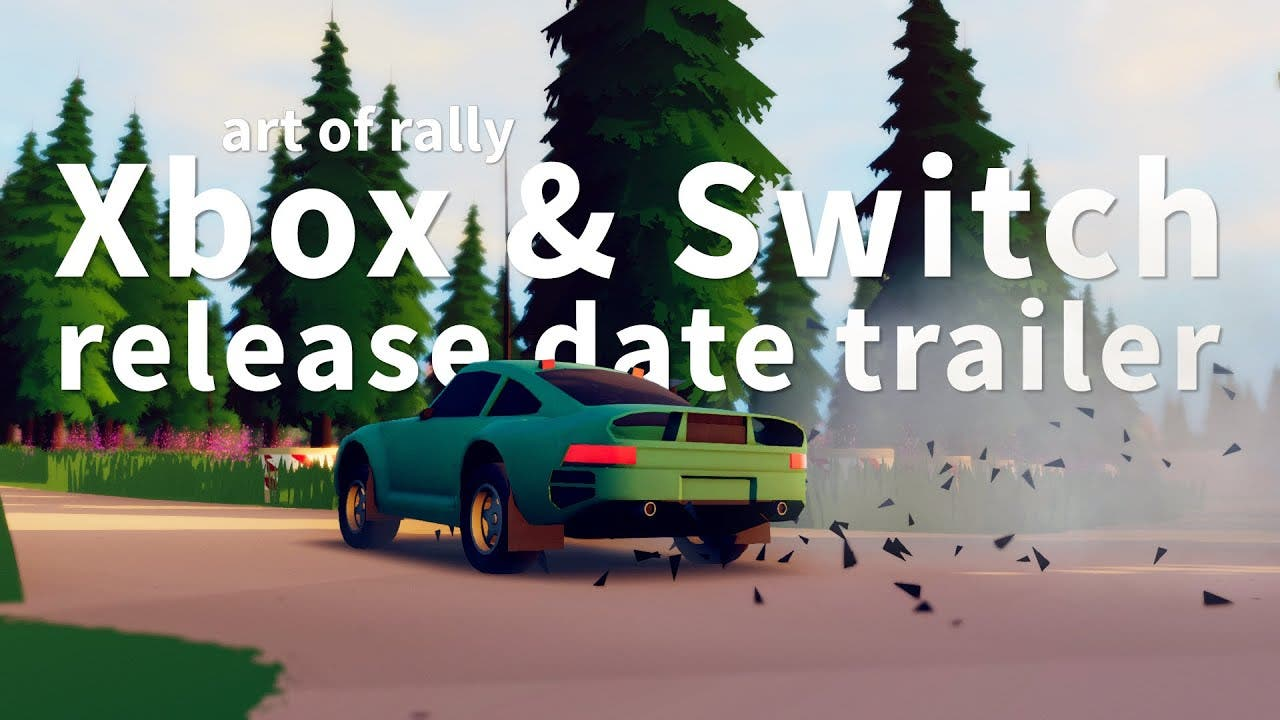 art of rally will release august