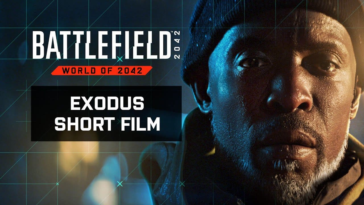 battlefield 2042 short film exod
