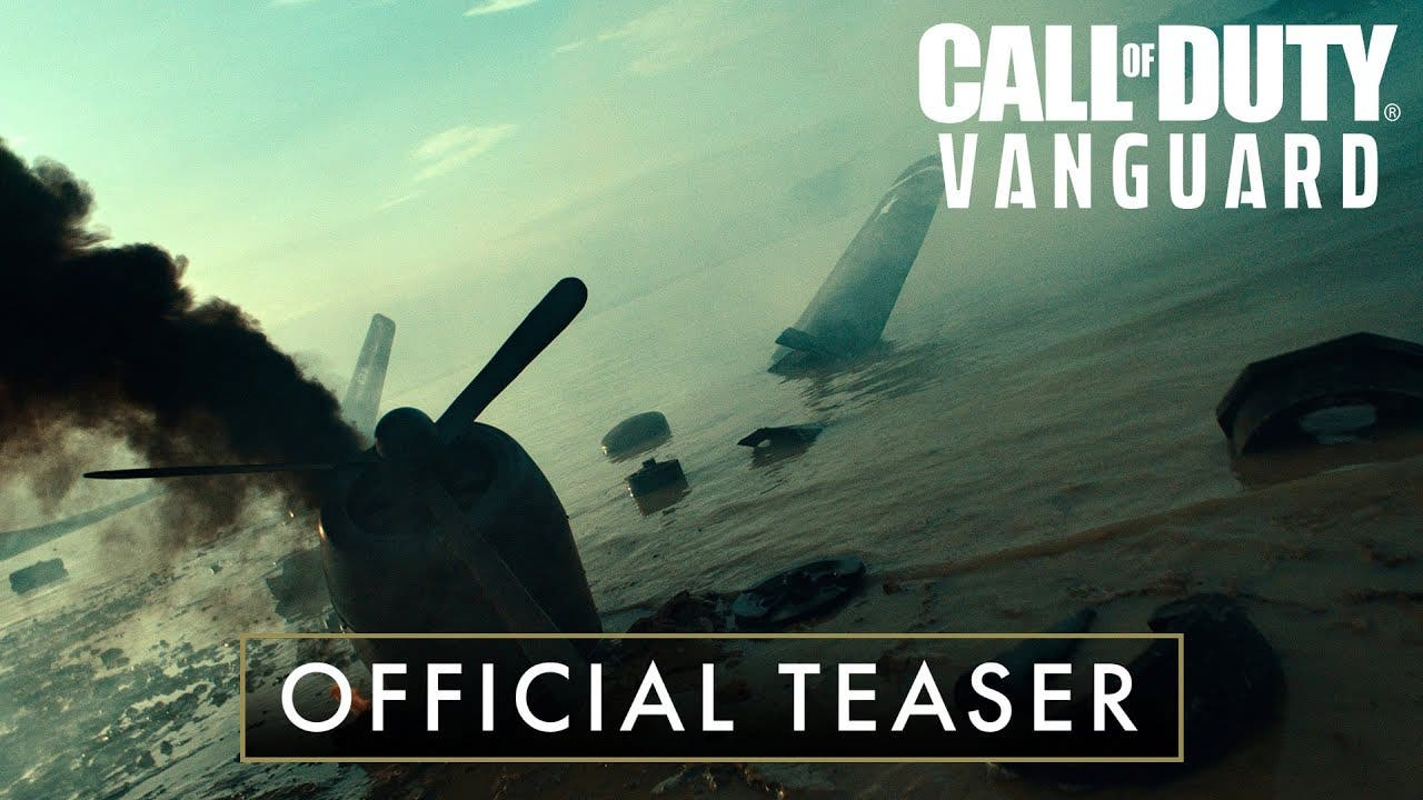 call of duty vanguard to be reve
