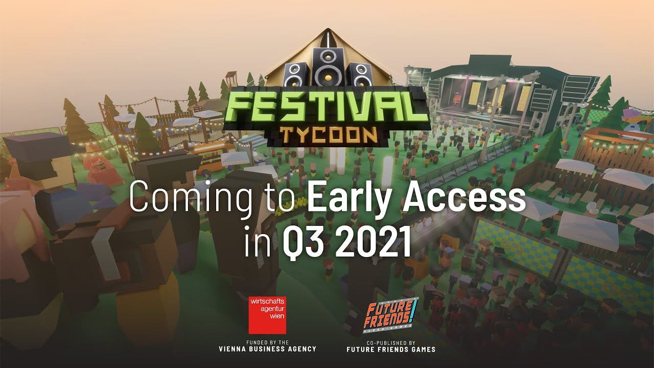 festival tycoon gets a new early