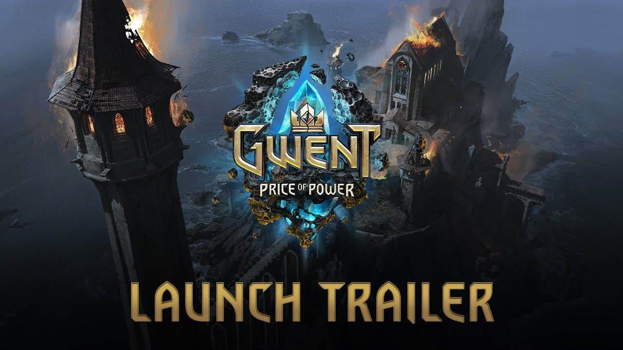 gwent the witcher card game begi