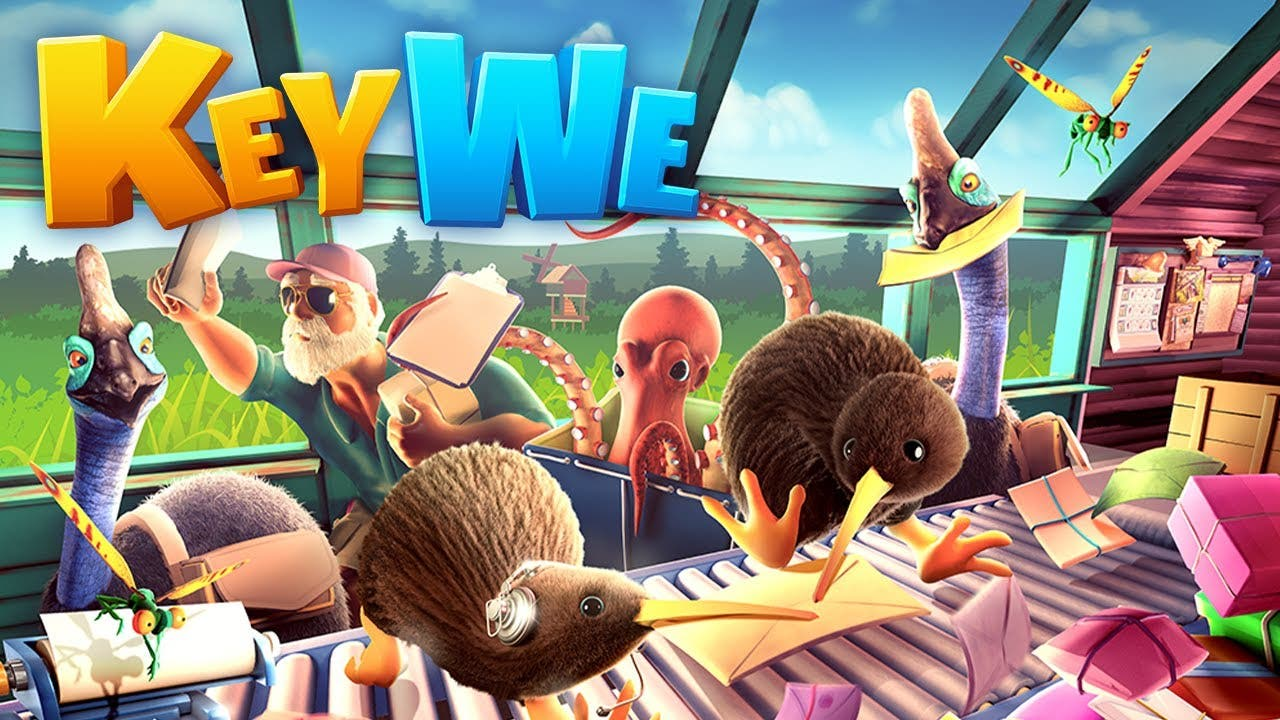 keywe the coop puzzler out now o