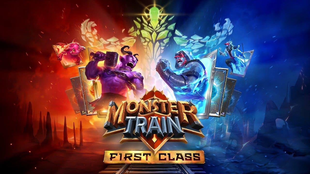 monster train first class is a d