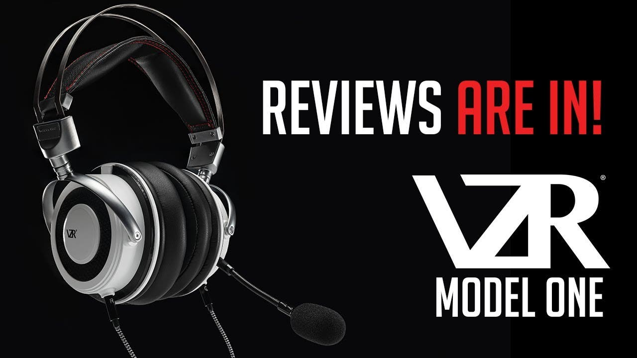 new audiophile headset the vzr m