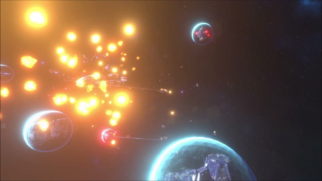 stellar warfare a space rts ente
