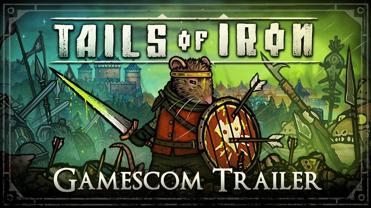 tails of iron tough as nails adv
