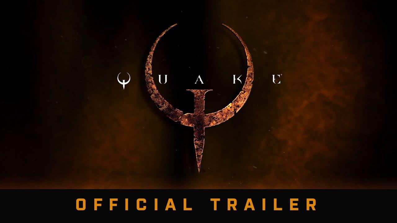 the original quake gets updated