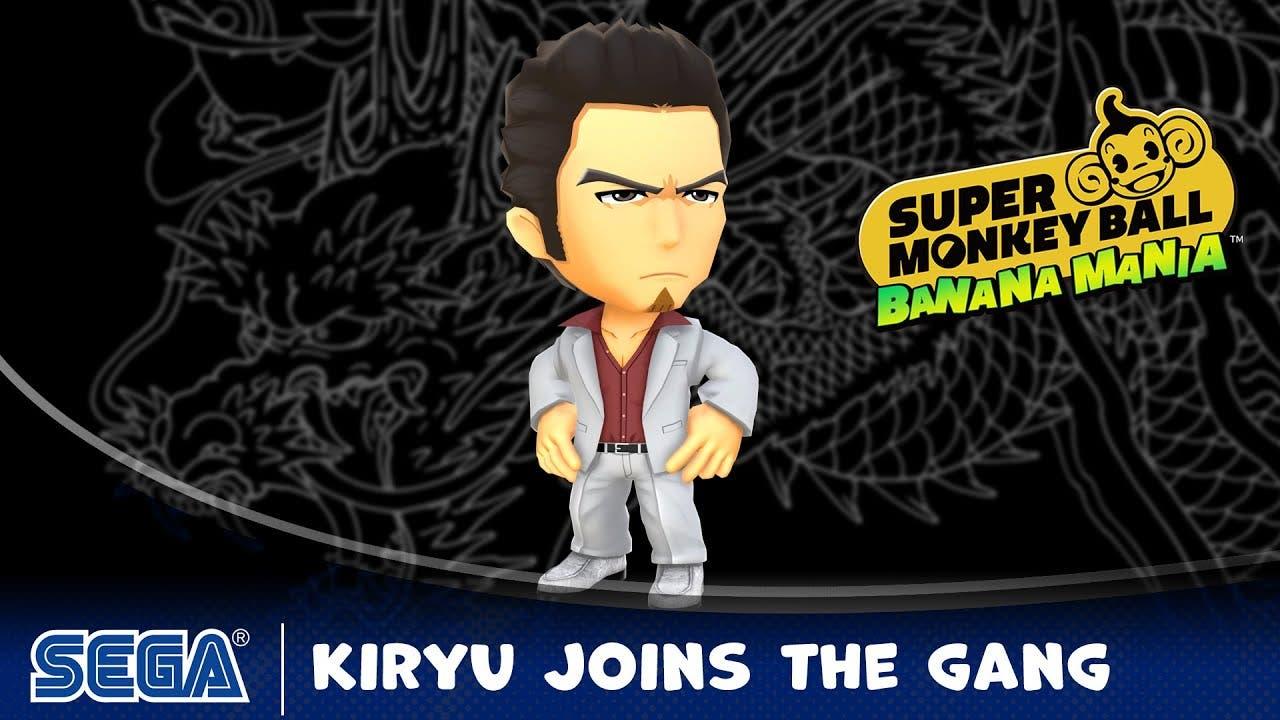 this tiny kiryu in super monkey