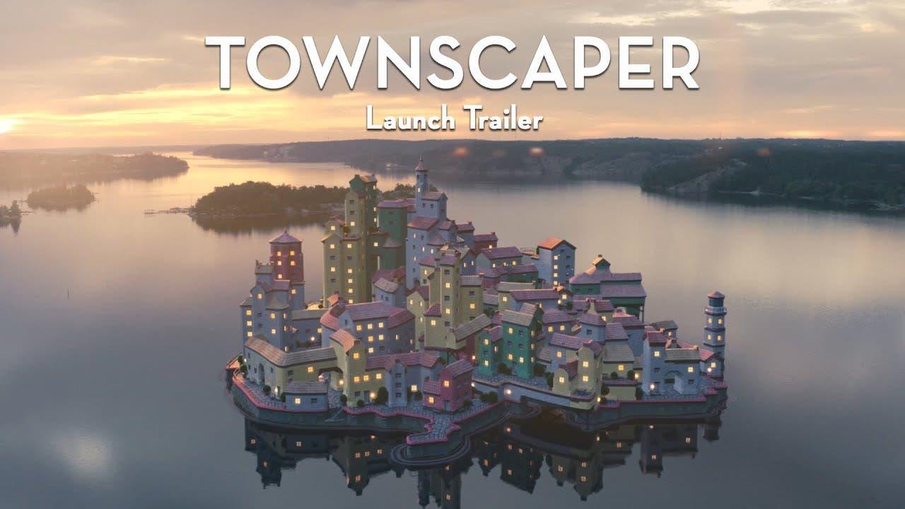 townscaper the chill city buildi