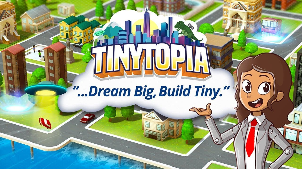 toy like city builder tinytopia