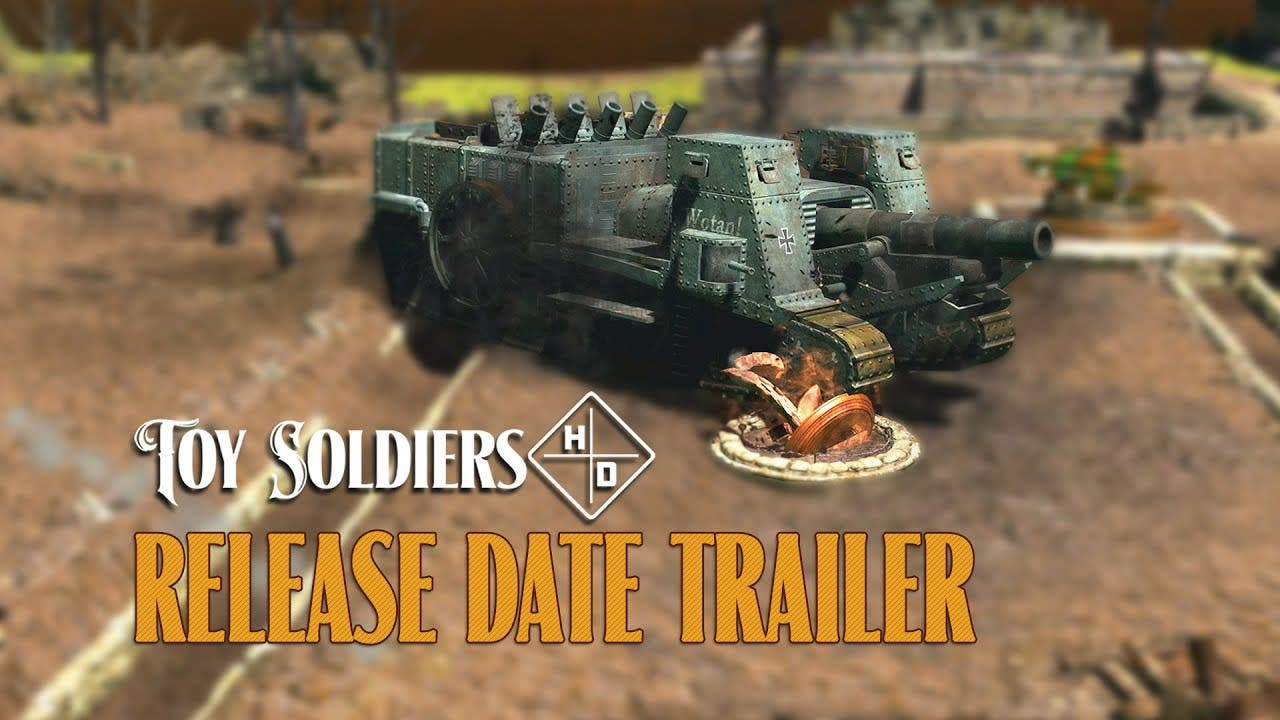 toy soldiers hd gets a september