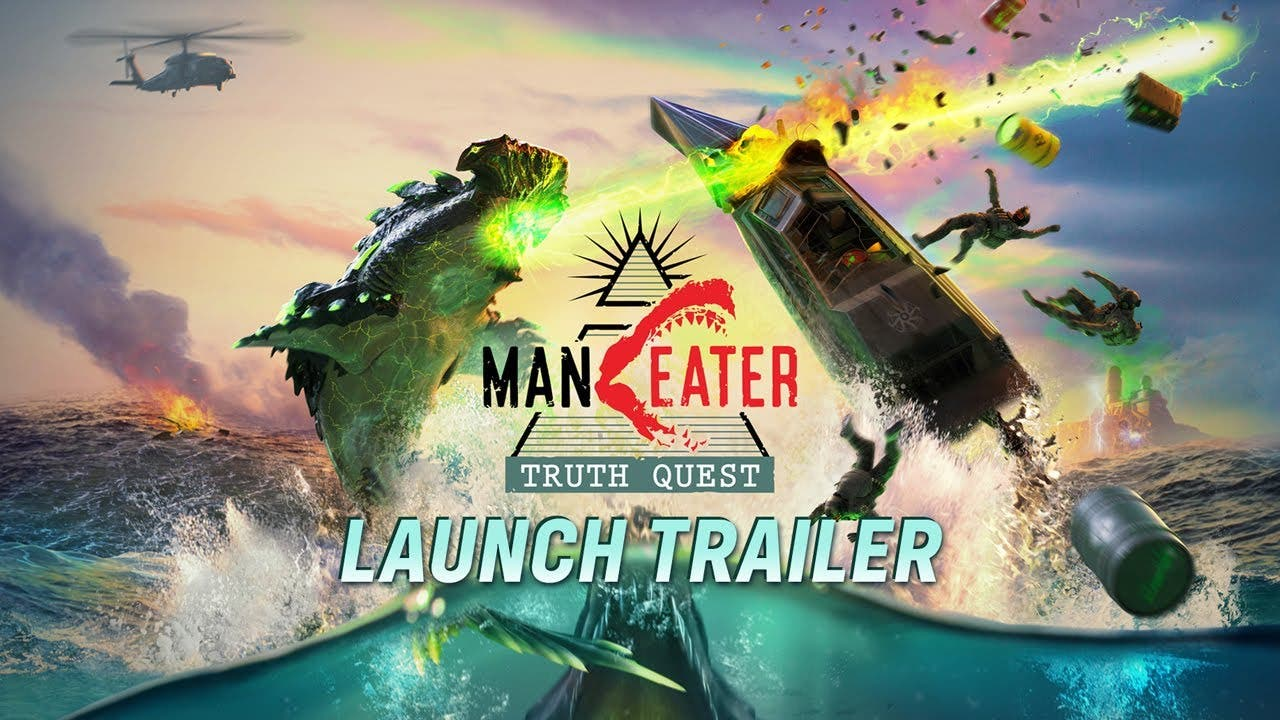 truth quest dlc for maneater rel