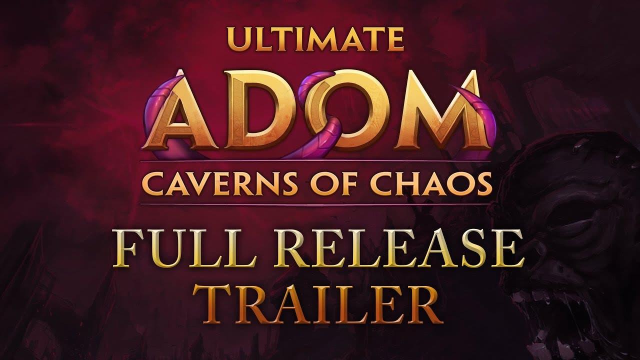 ultimate adom caverns of chaos e