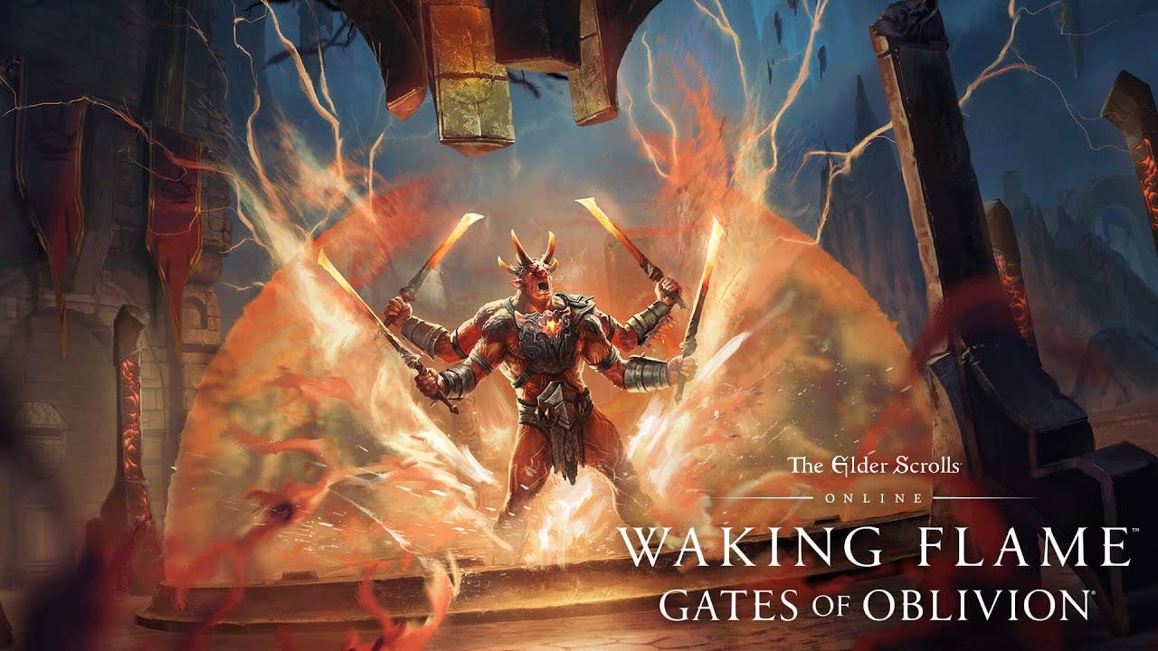 waking flame has come to the eld