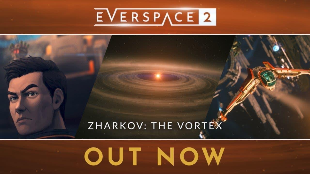 zharkov the vortex update for ev