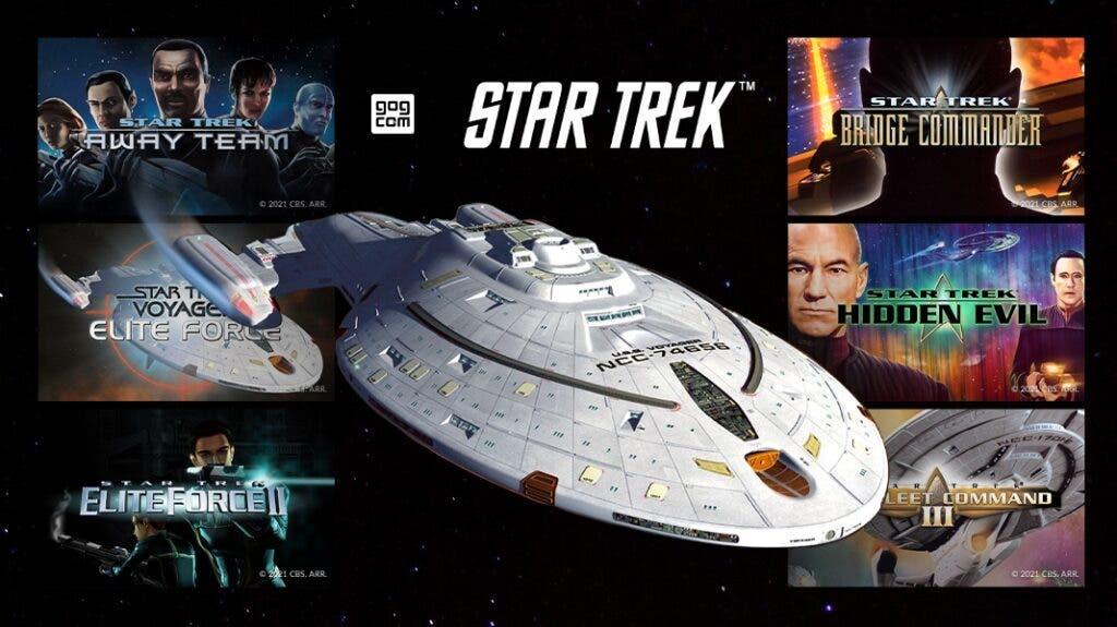 GOG Star Trek Day