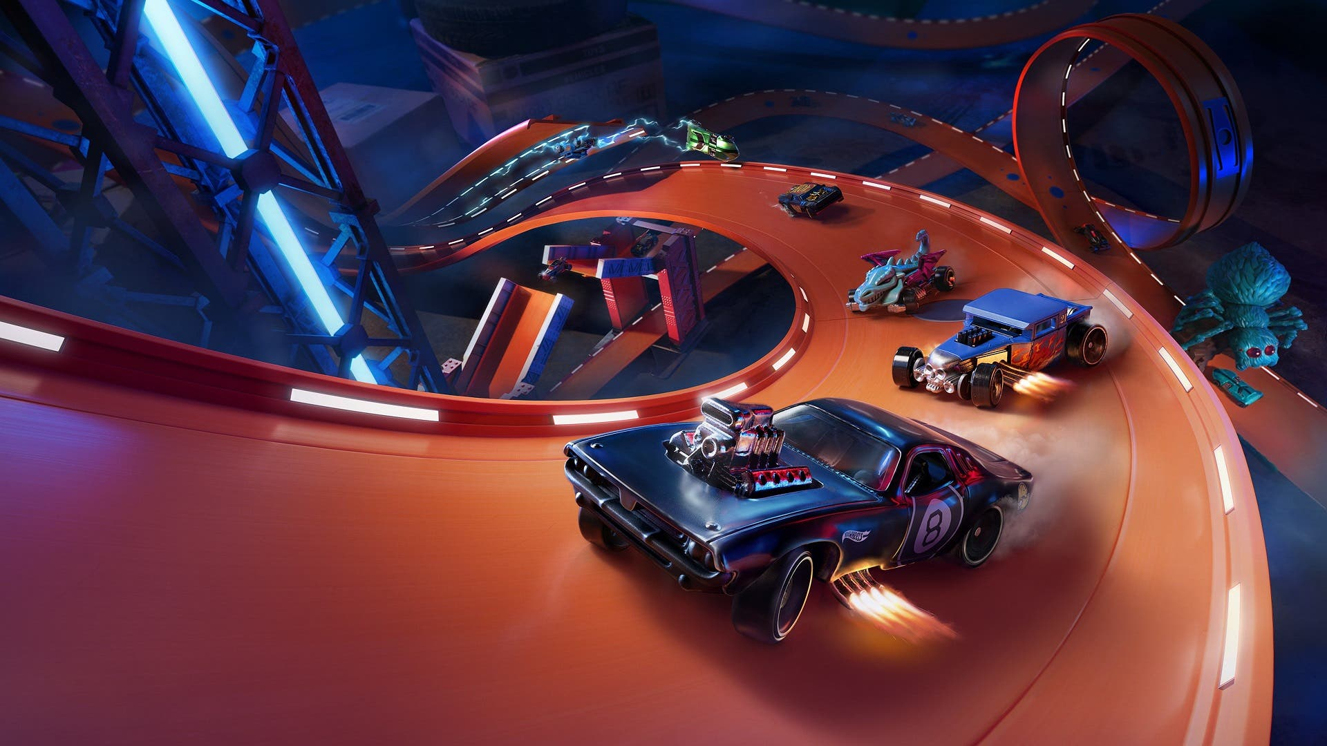 HotWheelsUnleashed review featured