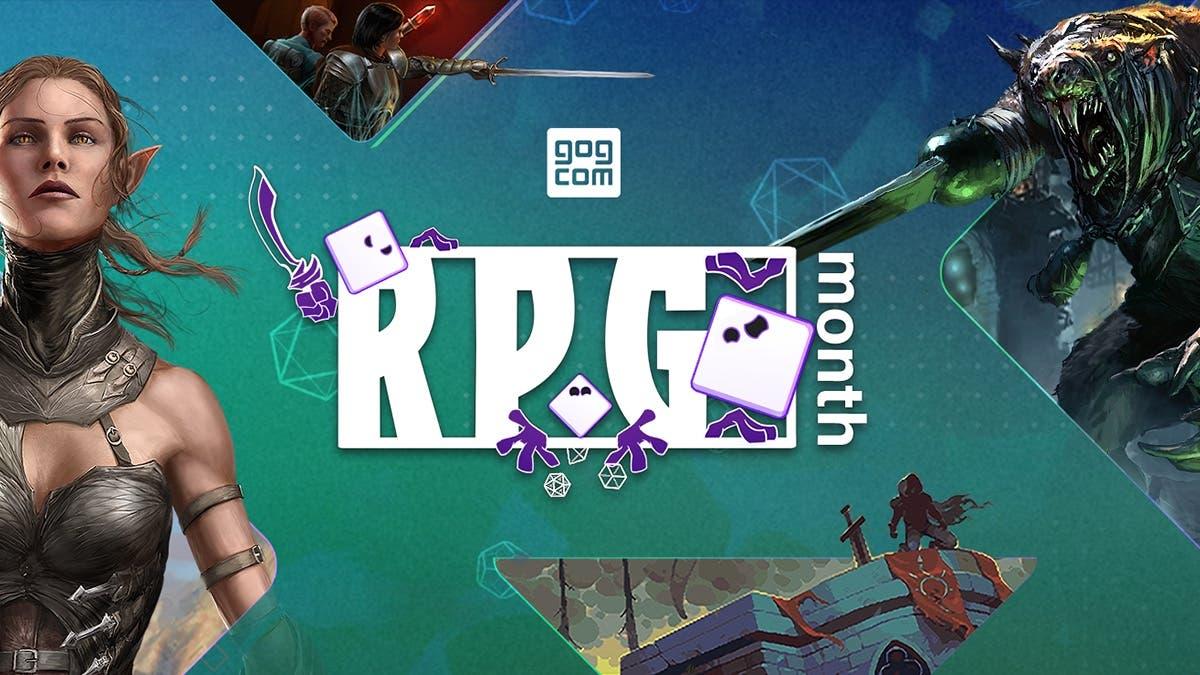 RPG Month GOG
