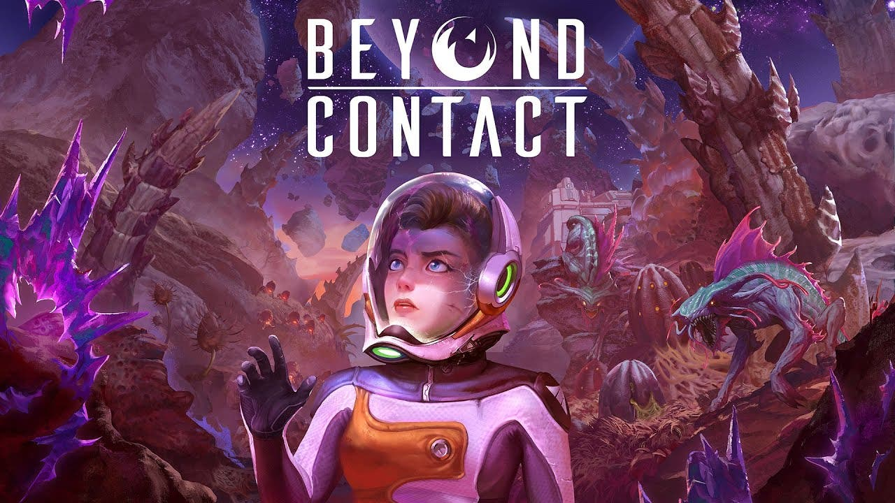 beyond contact is a sci fi survi