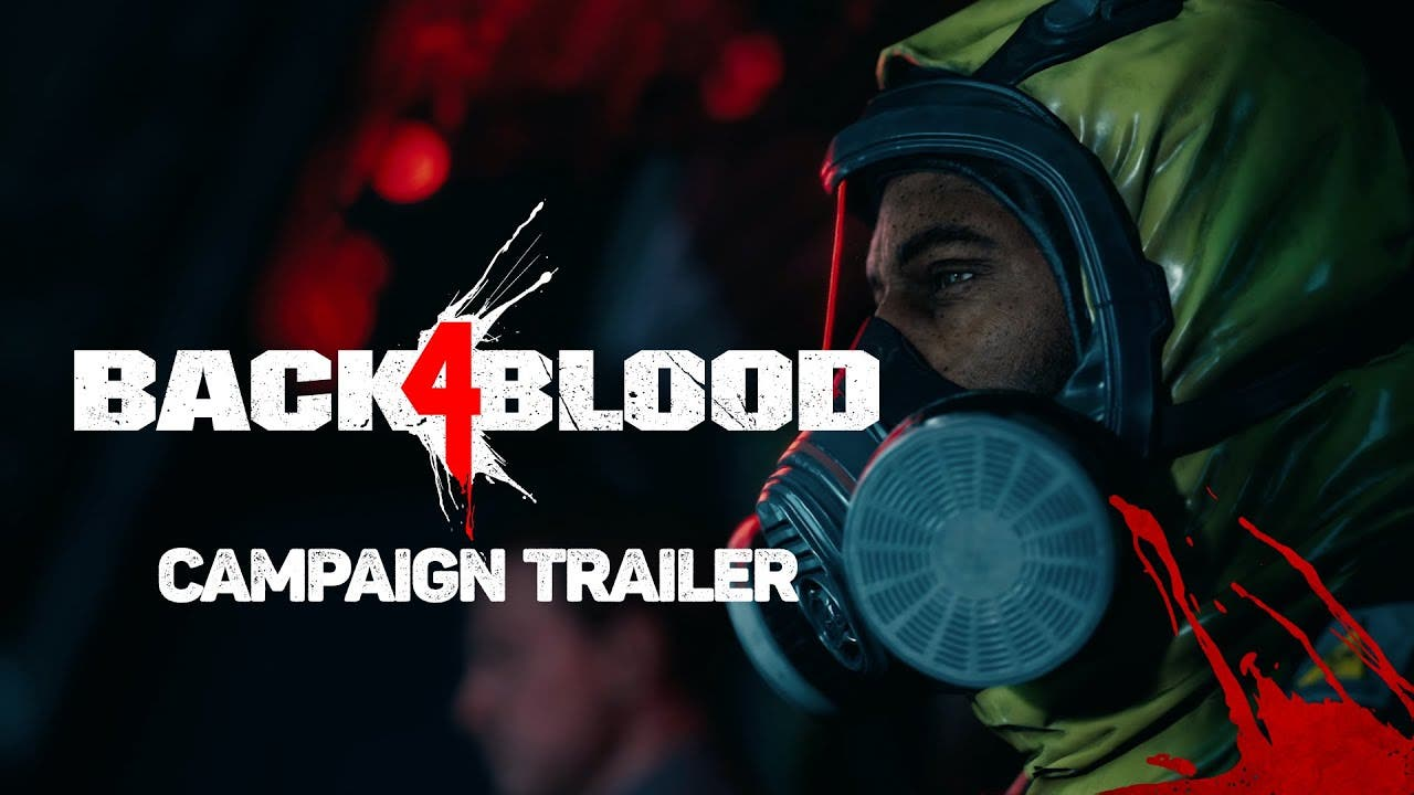 campaign trailer for back 4 bloo