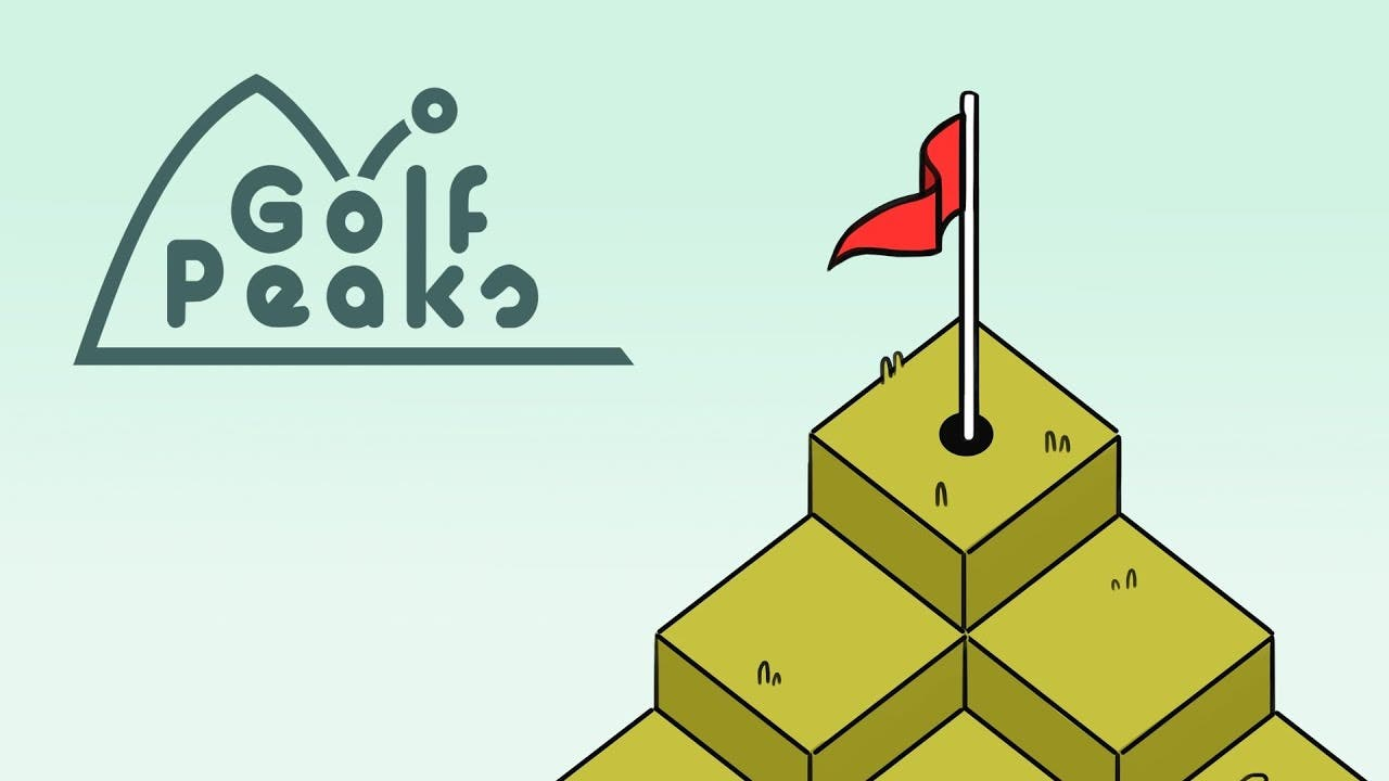 golf peaks the card based puzzle