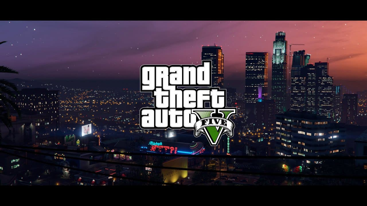 grand theft auto v and gta onlin